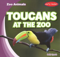Toucans at the Zoo