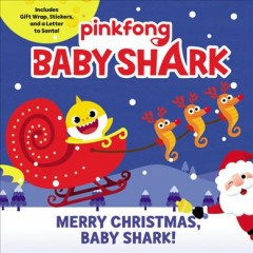 Merry Christmas, Baby Shark!
