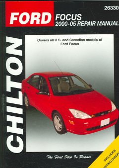Chilton's Ford Focus 2000-05 Repair Manual