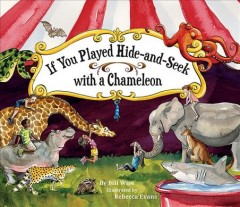If You Played Hide-and-seek With A Chameleon