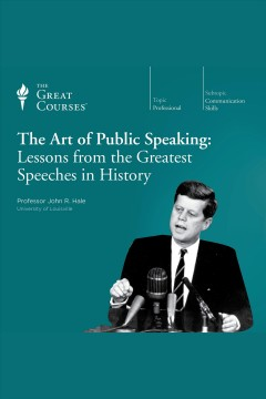 The Art of Public Speaking, the