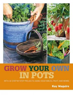 Grow your Own in Pots