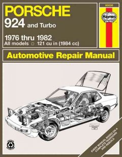 Porsche 924 Owners Workshop Manual