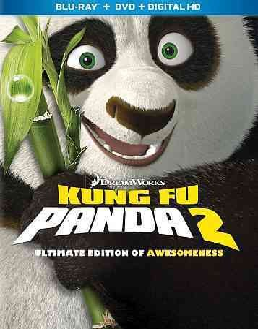 Kung Fu Panda 2 Dvd Tacoma Public Library Bibliocommons