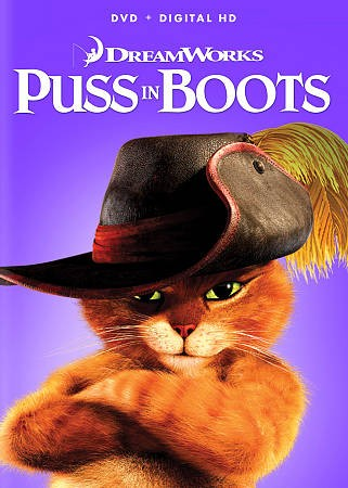 Puss In Boots Dvd Tacoma Public Library Bibliocommons