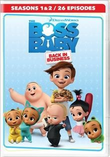 The Boss Baby: Back in Business Seasons 1 & 2
