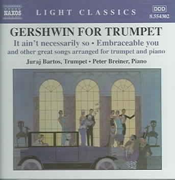 Gershwin for trumpet