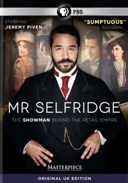 532924374227 Mr. Selfridge (DVD)
