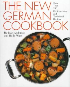 The New German Cookbook