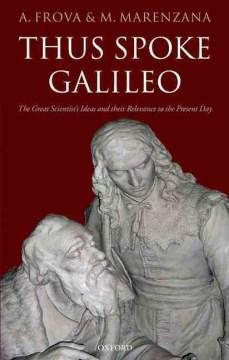 Thus Spoke Galileo