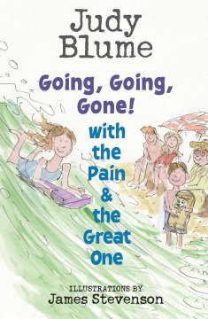 Going, Going, Gone! With the Pain & the Great One