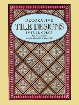 Decorative Tile Designs in Full Color