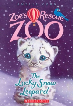 The Lucky Snow Leopard