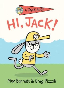 Hi, Jack!