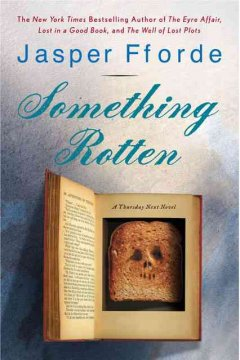 Thursday Next in Something Rotten