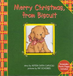 Merry Christmas, From Biscuit