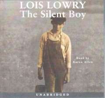 the silent boy lowry lois