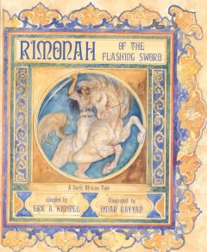 Rimonah of the Flashing Sword