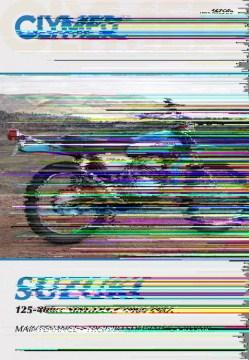 Suzuki 125-400cc Singles, 1964-1979