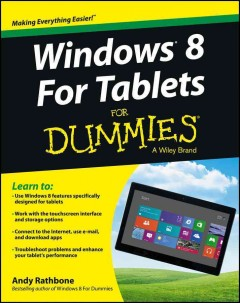 Windows 8 for Tablets for Dummies