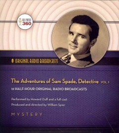 The Adventures of Sam Spade, Detective