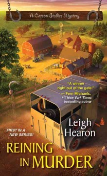 Reining In Murder: A Carson Stables Mystery