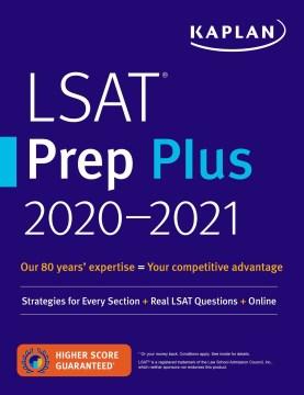 LSAT Prep Plus, 2020-2021
