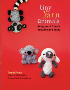 Tiny Yarn Animals
