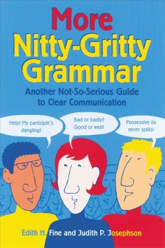 More Nitty-gritty Grammar