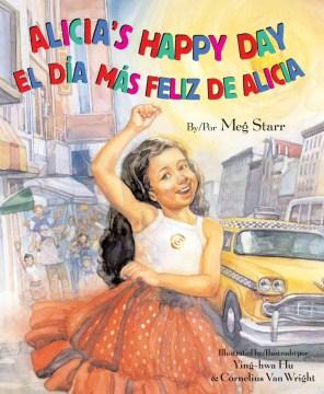 Alicia's happy day : el d́ía más Feliz de Alicia