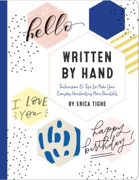 Written by Hand