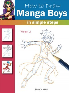 How to Draw Manga Boys in Simple Steps