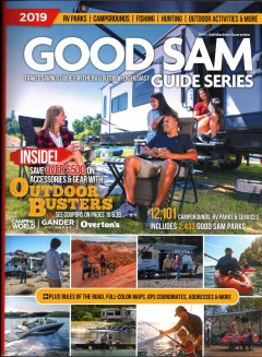 Good Sam Travel Savings Guide for the RV & Outdoor Enthusiast Guide Series 2019