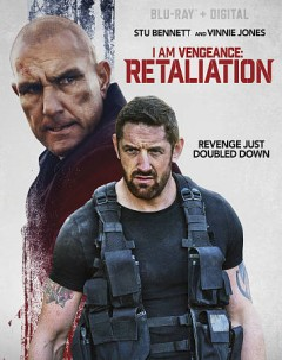 I Am Vengeance: Retaliation [videorecording (Blu-ray)]