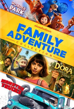 Nickelodeon Movies Family Adventure Collection
