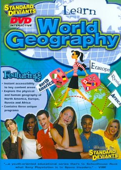 Learn World Geography