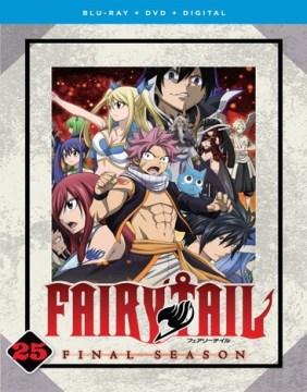 Fairy Tail: Final Season Part 25