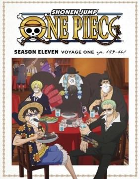 One Piece Season 11 Voyage 1