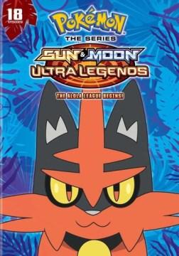Pokemon the Series Sun & Moon Ultra Legends