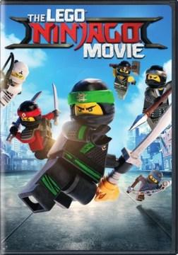 The Lego Ninjago Movie (DVD)   Washington County Cooperative