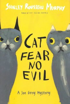 Cat Fear No Evil