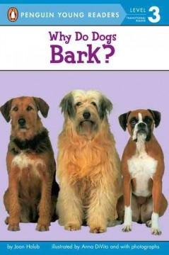 Why Do Dogs Bark?
