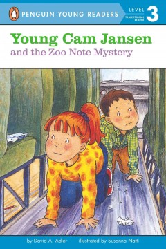 Young Cam Jansen & the Zoo Note Mystery