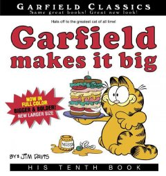 Garfield Makes It Big