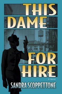This Dame for Hire
