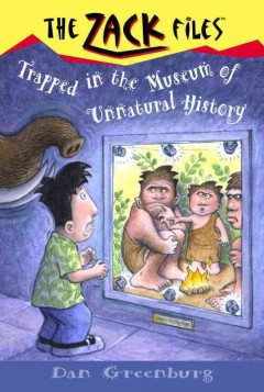 Trapped in the Museum of Unnatural History