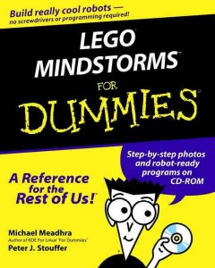 LEGO Mindstorms for Dummies