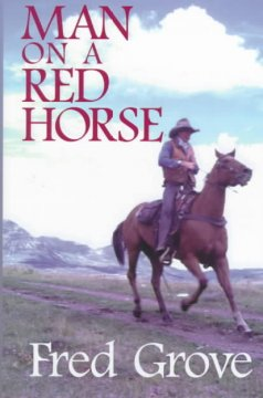 Man on A Red Horse