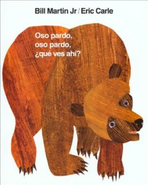 Oso pardo, oso pardo, qué ves ahí?