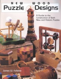 New Wood Puzzle Designs